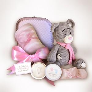 BEAR HUGS & SNUGGLES - Baby Girl