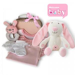 BUNNY HUGS - Baby Girl