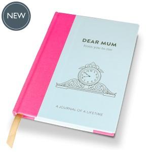 DEAR MUM (Timeless Collection) hardback memory journal