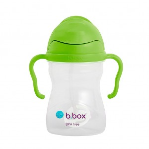 B.BOX SIPPY CUP - green
