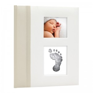 BABY BOOK – ivory