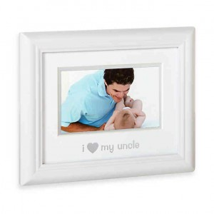 """PEARHEAD  """"I Love My Uncle"""" Sentiment Frame"""
