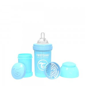 TWISTSHAKE ANTI COLIC BOTTLE - 260ml blue