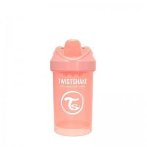 TWISTSHAKE CRAWLER CUP 300ml - pastel peach