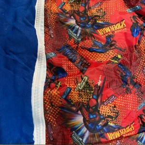 Spiderman Red Baby Bean Bag