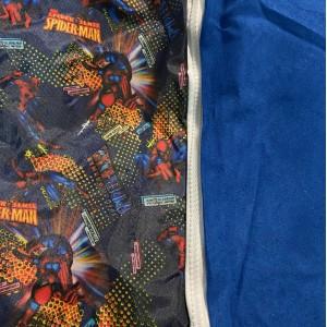 Spiderman Blue Bean Bag Chair
