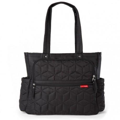 PACK & GO NAPPY TOTE BAG – black