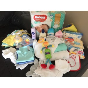"""FILLING for your """"Pick Up & Go"""" Nappy/ Baby Bag"""