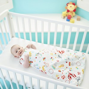 Grobag BABY SLEEP BAG – Join the Circus  (0.5 Tog - 6-18months) Includes FREE Nursery Thermometer