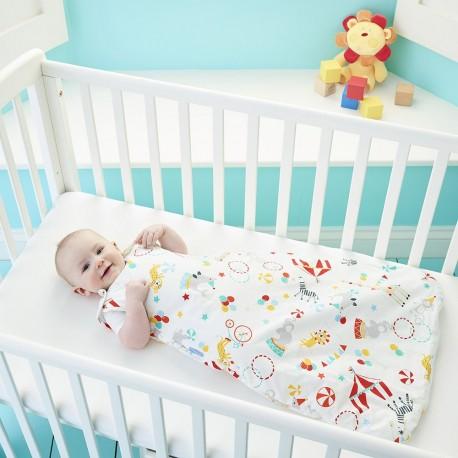 Grobag BABY SLEEP BAG – Join the Circus  (0.5 Tog - 6-18months)