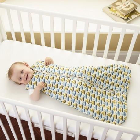 Grobag BABY TRAVEL SLEEP BAG – Boats  (2.5 Tog - 0-6 months)