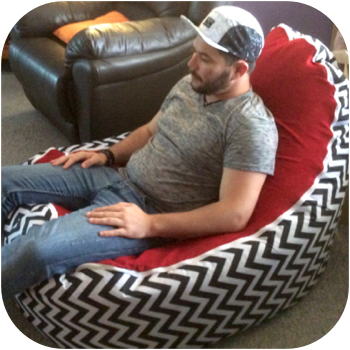 large adult bean bags